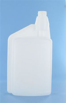 Single Neck Dosing Bottle 1 Litre