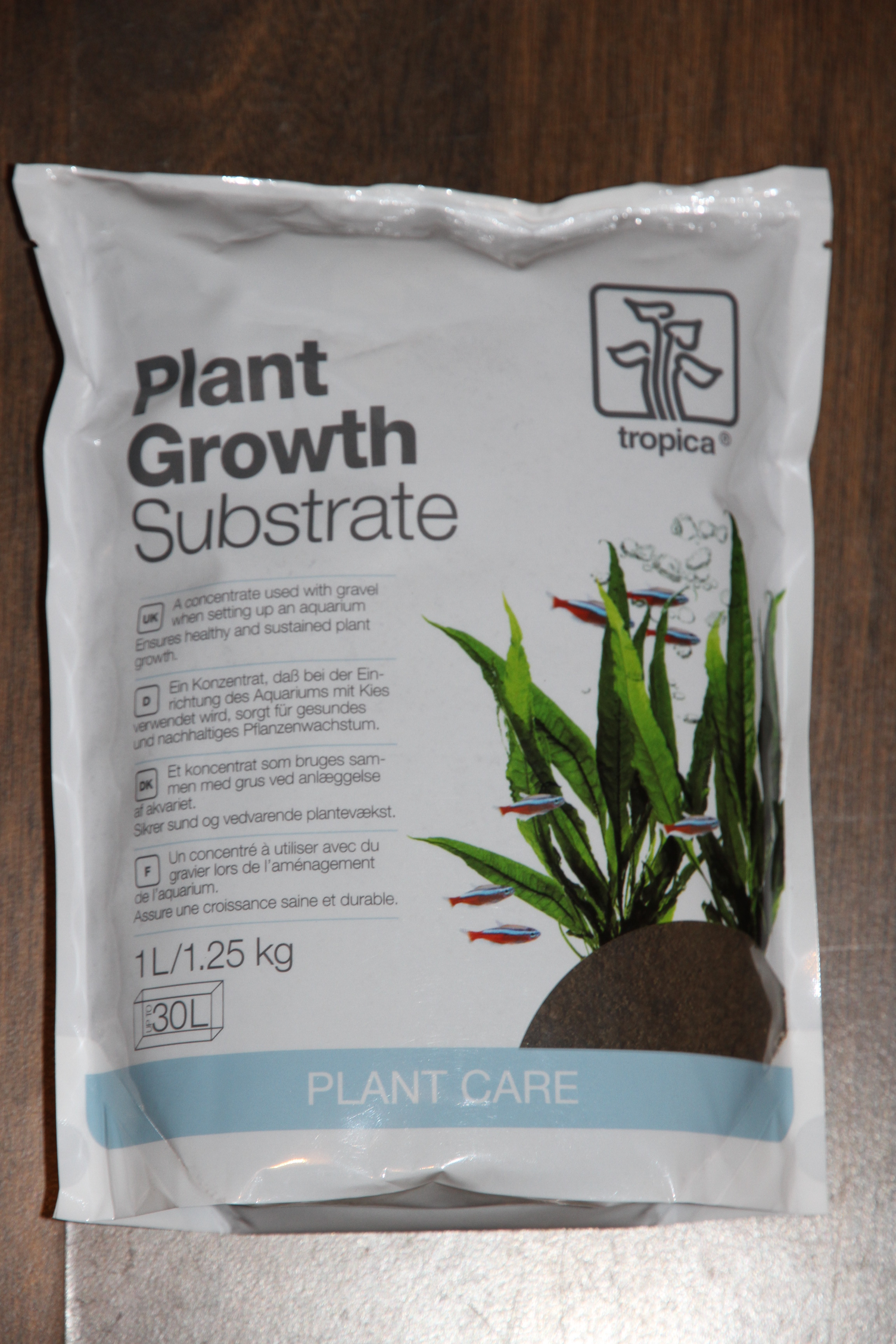 Tropica Plant Growth Substrate 1 Litre (1.25 kg)