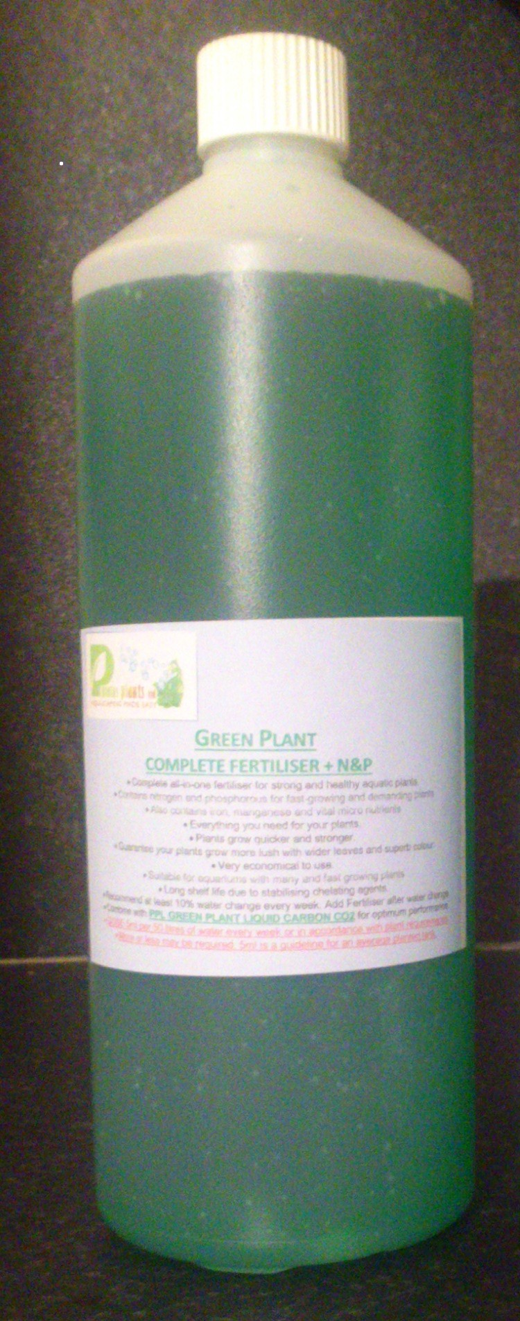 Paratus Plants Green Plant Complete Fertiliser + N&P