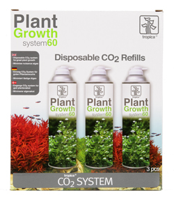 Tropica Plant Growth System refill x3