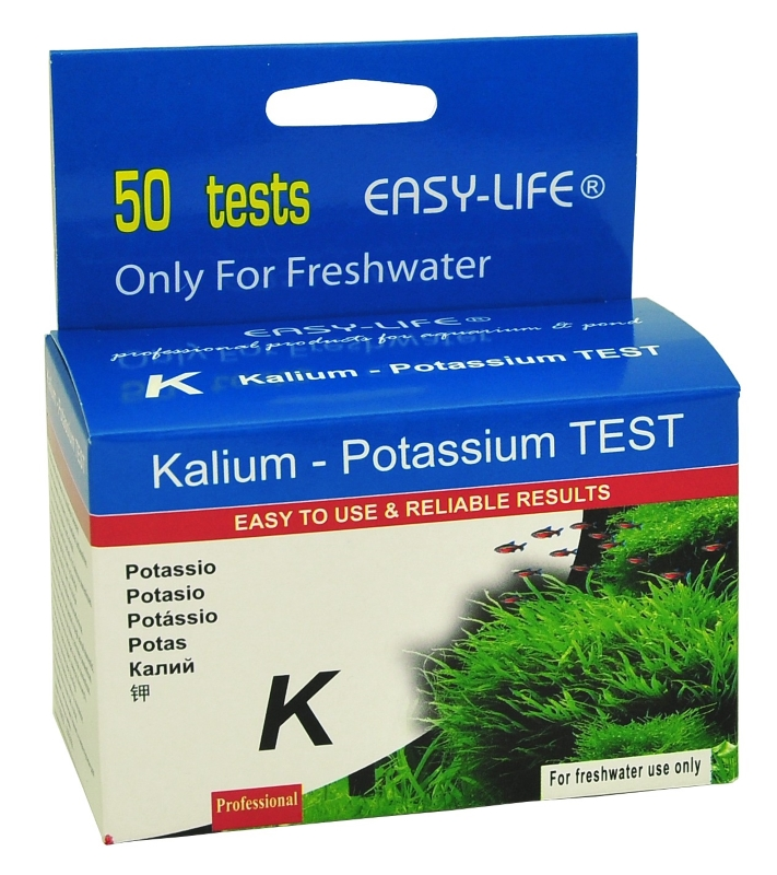 Easy-Life Potassium Test Kit